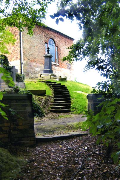 Barry Knapper Stairway to Heaven
